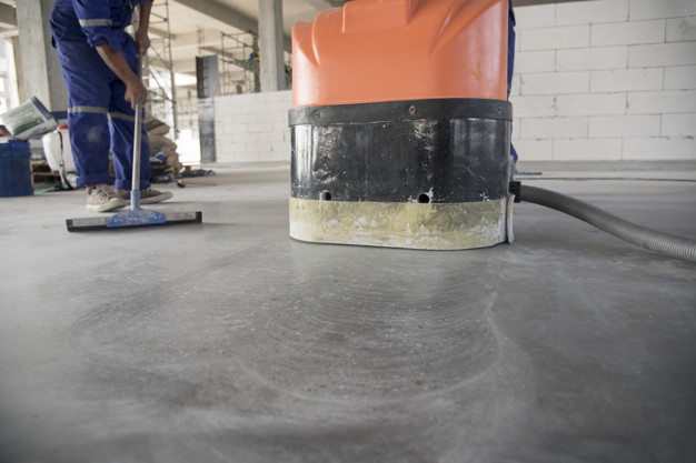 Proper Concrete Surface Preparation For Epoxy Floor Coatings
