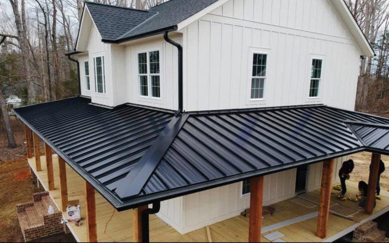 Metal Roofing Materials